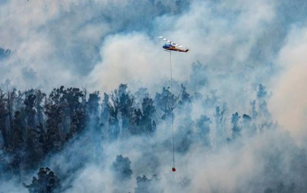 Australia's Rural Fire Service has been battling bushfires for weeks in a fire season that began even before the start of the summer