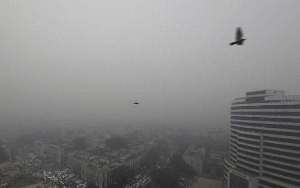 New Delhi was set to register its coldest December day since 1901