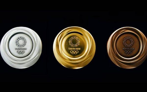 Medali Olimpiade Tokyo